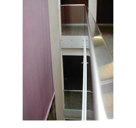 Geländer-Glasbau