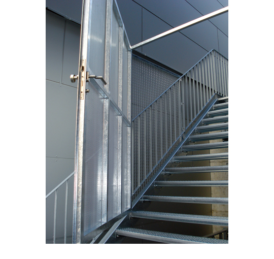 Treppen-Geländer